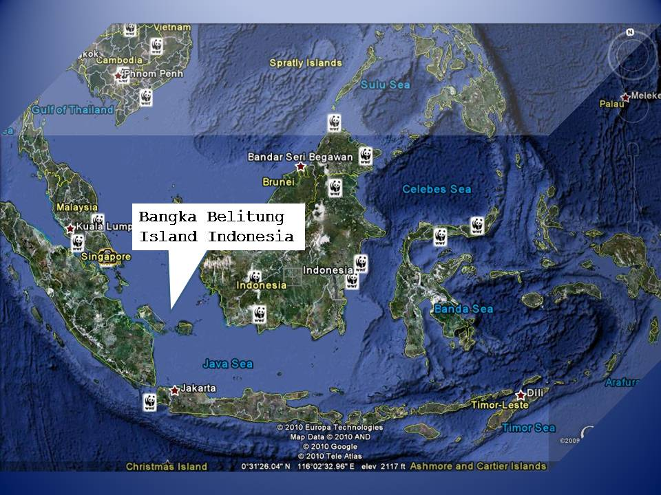 Belitung Indonesia  city photo : Map Bangka Belitung Peta Bangka Belitung | Bangka Urang Kite ...