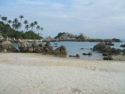 Pantai Bangka Belitung