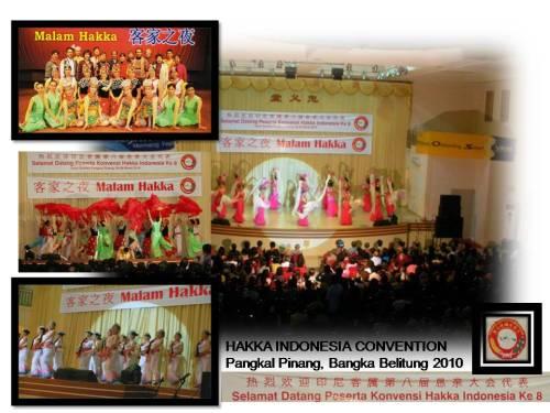 Konvensi Hakka Indonesia 2010 di Pangkal Pinang Bangka